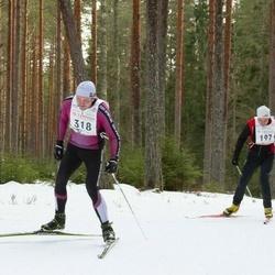 19. Tallinna Suusamaraton - Valde Viiding (197), Jan Raudsepp (318)