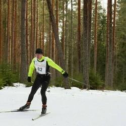 19. Tallinna Suusamaraton - Margus Kaur (82)