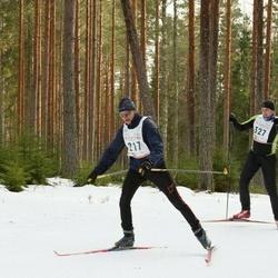 19. Tallinna Suusamaraton - Kuido Soo (217), Kaimo Maiste (327)