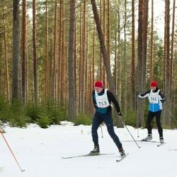 19. Tallinna Suusamaraton - Richard Leemits (213), Silver Kroon (263), Taimar Tilgre (326)