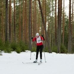 19. Tallinna Suusamaraton - Rita Kivila (228)