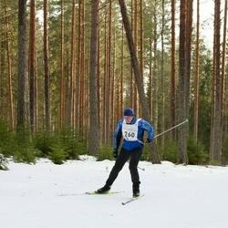 19. Tallinna Suusamaraton - Andres Jaanus (260)