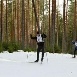 19. Tallinna Suusamaraton - Vladimir Baskakov (216), Vello Voolaid (243)