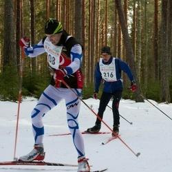 19. Tallinna Suusamaraton - Margus Piiriste (208), Vladimir Baskakov (216)