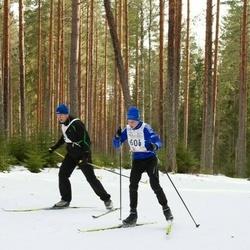 19. Tallinna Suusamaraton - Kristofer Säälik (606), Sander Maasik (613)