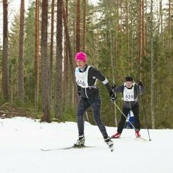 19. Tallinna Suusamaraton - Annika Tuisk-Ilves (646)