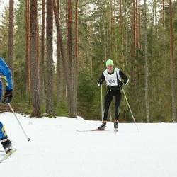 19. Tallinna Suusamaraton - Arno Anton (111), Tarmo Kalviste (331)