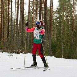 19. Tallinna Suusamaraton - Greta-Maria Pisarev (603)