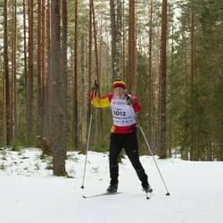 19. Tallinna Suusamaraton - Heini Tammik (1012)
