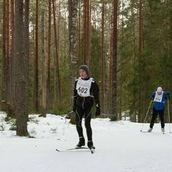 19. Tallinna Suusamaraton - Magnus Mangusson (602)
