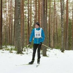 19. Tallinna Suusamaraton - Joonas Pikka (610)