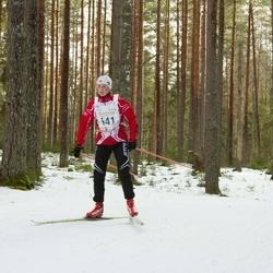 19. Tallinna Suusamaraton - Kaspar Tiisvend (641)