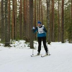 19. Tallinna Suusamaraton - Leili Prans (261)