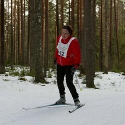 19. Tallinna Suusamaraton - Merle Lepp (642)