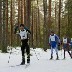 19. Tallinna Suusamaraton - Kaido Pesor (35), Ain Kilk (42)