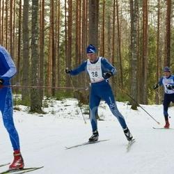 19. Tallinna Suusamaraton - Ago Veilberg (28), Jevgeni Voloshin (63)