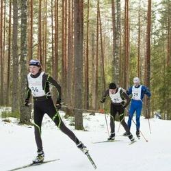 19. Tallinna Suusamaraton - Meelis Jürisaar (43), Merilin Jürisaar (86)