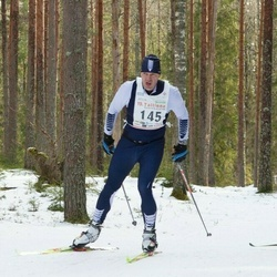 19. Tallinna Suusamaraton - Andrus Prangli (118), Margus Lepp (145)