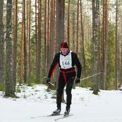 19. Tallinna Suusamaraton - Jaanus Pino (146)