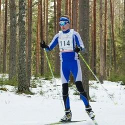 19. Tallinna Suusamaraton - Christopher Järve (114)