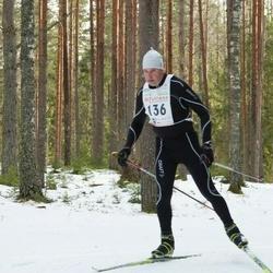 19. Tallinna Suusamaraton - Marek Järve (136)