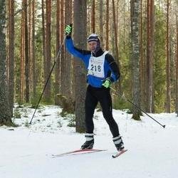 19. Tallinna Suusamaraton - Tarvo Kapp (218)