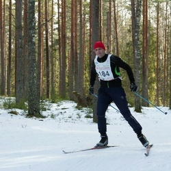 19. Tallinna Suusamaraton - Riho Vals (184)