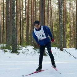 19. Tallinna Suusamaraton - Vladimir Baskakov (216)