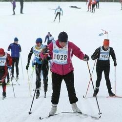 44. Tartu Maraton - Arja Ahti (1023)