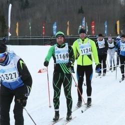 44. Tartu Maraton - Kristjan Sahtel (1124), Björn Puna (1169)