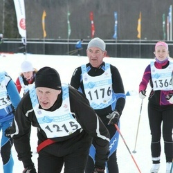 44. Tartu Maraton - Arno Anton (1215)