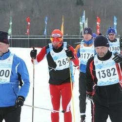 44. Tartu Maraton - Teet Enok (1265), Agu Vaabel (1382)