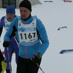 44. Tartu Maraton - Artur Gornischeff (1167)
