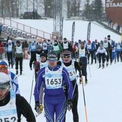 44. Tartu Maraton - Robert Peets (1653)