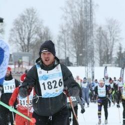 44. Tartu Maraton - Lembit Aaslav-Kaasik (1826)