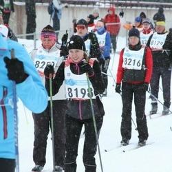 44. Tartu Maraton - Katrin Väärtnõu (8198)
