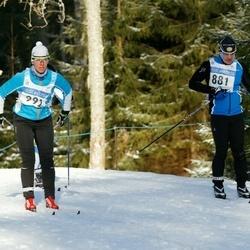 44. Tartu Maraton - Eiko Nõgols (881), Anna Vanzo (992)