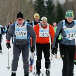 44. Tartu Maraton - Andre Ilumäe (1447), Ilmar Tamm (1496)
