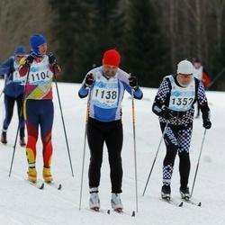 44. Tartu Maraton - Ando Allik (1138), Urmas Roossaar (1352)