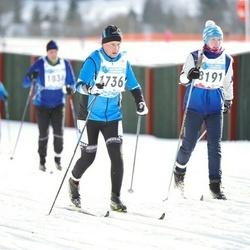 44. Tartu Maraton - Kaarel Tõruvere (1736), Triin Paabo (8191)