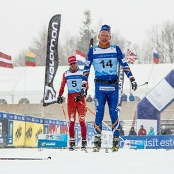 44. Tartu Maraton - Adrien Mougel (5), Janne Stenbäck (14)