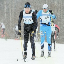 44. Tartu Maraton - Toomas Reinsalu (169), Andre Nõmm (219)