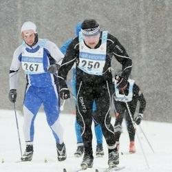 44. Tartu Maraton - Indrek Sepp (250), Alar Lehesmets (267)