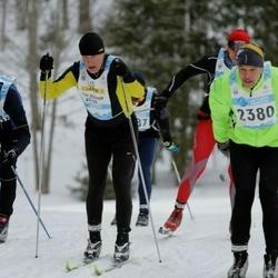 44. Tartu Maraton - Aivars Klavins (2380), Agris Knope (4035)