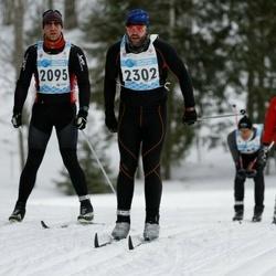 44. Tartu Maraton - Ander Raud (2095), Krister Kallas (2302)