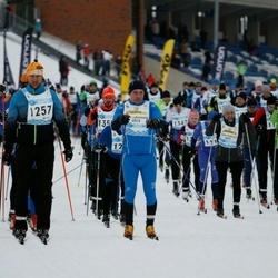 44. Tartu Maraton - Ando Meerbach (1257), Taivo Lehesmets (4014)
