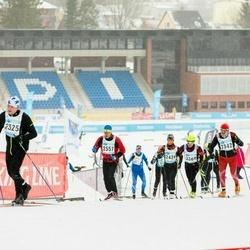 44. Tartu Maraton - Tõnu Roosaar (2325), Alberto Cortellini (2342), Boriss Burkov (2557)
