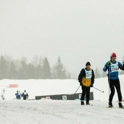 44. Tartu Maraton - Ari Myllymäki (2375), Janis Batarags (2384)