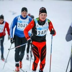 44. Tartu Maraton - Alexander Büchner (2447)