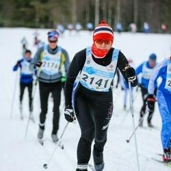 44. Tartu Maraton - Annika Vaher (2141)